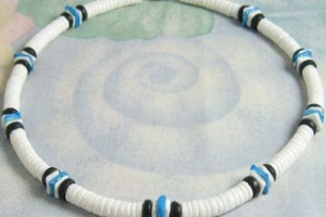 500x500px 6 Stunning Puka Shell Necklace For Men Picture in Jewelry