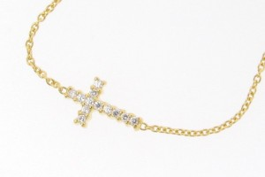 Jewelry , 8 Fabulous Roseark Sideways Cross Necklace : Roseark Sideways Cross Necklace Taylor Jacobson