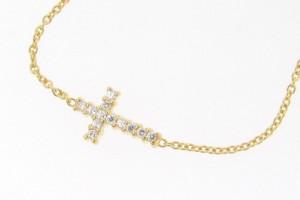 Jewelry , 8 Fabulous Roseark Sideways Cross Necklace : Roseark Sideways Cross Necklace Taylor Jacobson