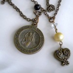 Saint Christopher Medal Necklace , 8 Beautiful ST Christopher Protect Us Necklace In Jewelry Category