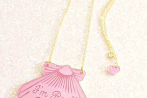 736x1013px 8 Charming Ariel Shell Necklace Picture in Jewelry