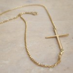 Sideways Cross Necklace , 8 Nice Sideway Cross Necklace In Jewelry Category