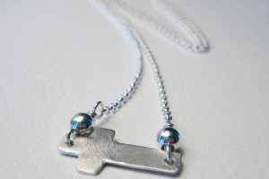 Jewelry , 7 Lovely Horizontal Cross Necklace Meaning : Sideways Cross Necklace