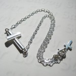 Sideways Cross Necklace , 8 Awesome Horizontal Cross Necklace Sterling Silver In Jewelry Category