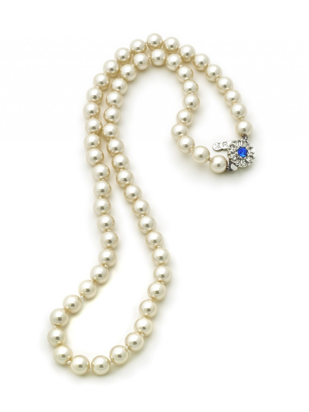 Jewelry , 7 Stunning Jackie Kennedy Pearl Necklace : Simulated Pearl Necklace