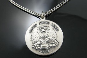 Jewelry , 7 Cool Saint Christopher Protect Us Necklace : Solid Sterling Silver