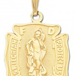 St. Florian Firefighter Pendant , 8 Popular ST Florian Necklace In Jewelry Category