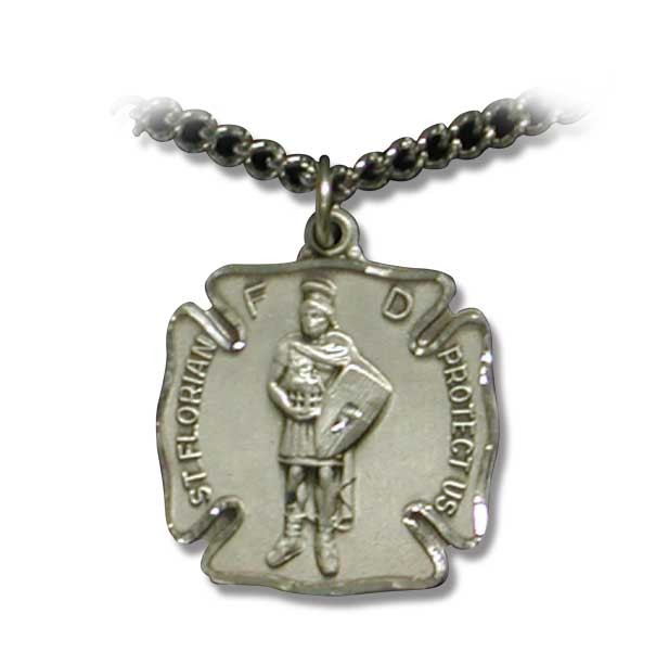 8 Popular ST Florian Necklace in Jewelry