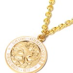 St.Christopher Necklace , 8 Stunning Saint Christopher Necklace Meaning In Jewelry Category