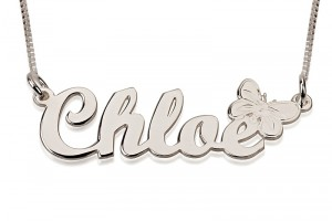 800x600px 8 Nice Cursive Name Necklace Picture in Hair Style