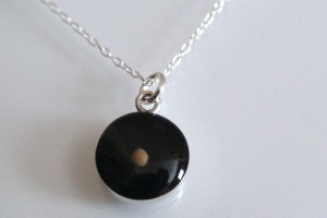 1280x1280px 8 Georgeous Sterling Silver Mustard Seed Necklace Picture in Jewelry