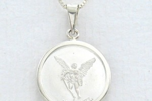 500x537px 6 Gorgeous Archangel Michael Necklace Picture in Jewelry