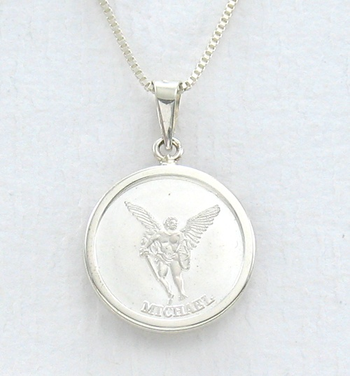 6 Gorgeous Archangel Michael Necklace in Jewelry