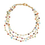 Strand Necklace , 7 Charming Marco Bicego Paradise Necklace In Jewelry Category