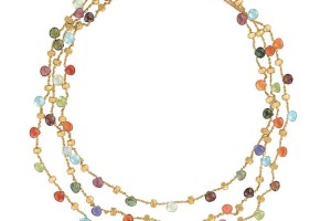 750x750px 7 Charming Marco Bicego Paradise Necklace Picture in Jewelry