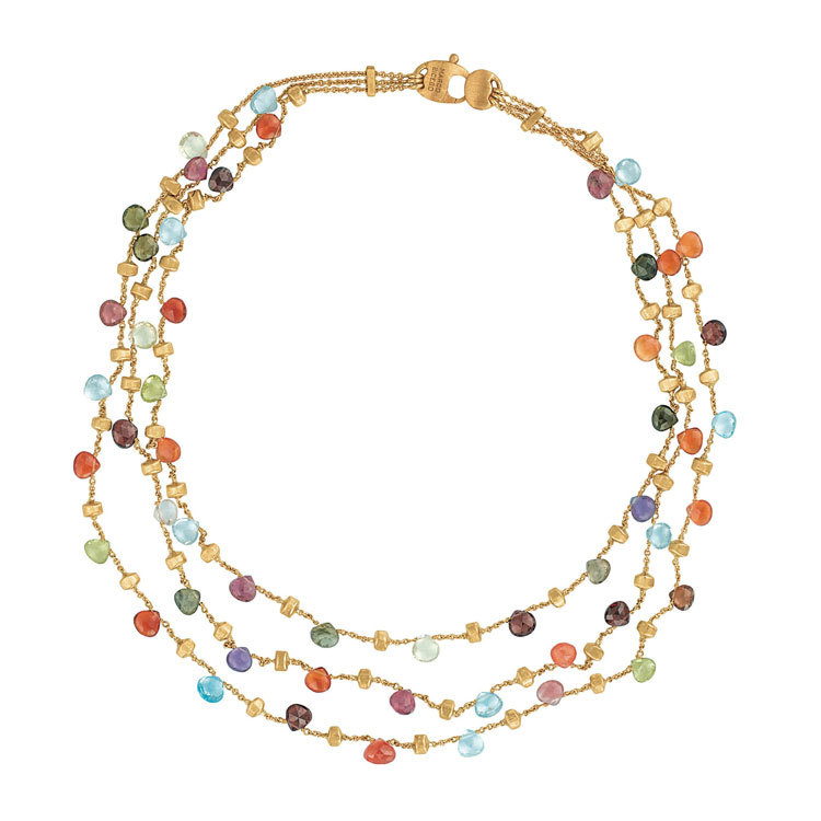 7 Charming Marco Bicego Paradise Necklace in Jewelry