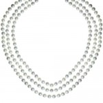 Strand Pearl Necklace , 7 Stunning Jackie Kennedy Pearl Necklace In Jewelry Category