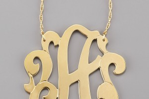 1200x1500px 7 Good Jennifer Zeuner Swirly Initial Necklace Picture in Jewelry