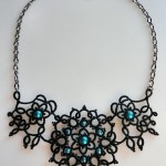 Tatted necklace , 8 Nice Tatted Necklace Pattern In Jewelry Category
