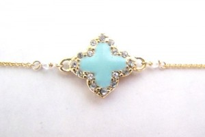 500x400px 8 Awesome Tiffany Clover Necklace Picture in Jewelry