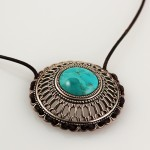 Turquoise Pendant , 8 Popular Barse Turquoise Necklace In Jewelry Category