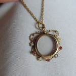 Victorian Glass Locket , 8 Gorgeous Locket Necklace For Ashes In Jewelry Category