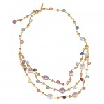 View All Necklaces , 7 Charming Marco Bicego Paradise Necklace In Jewelry Category