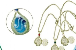 Jewelry , 7 Excellent H2O Just Add Water Locket Necklace : Water All H2O lockets