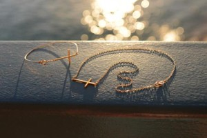 Jewelry , 7 Lovely Horizontal Cross Necklace Meaning : been meaning to design