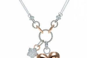 550x550px 8 Popular Diamond Jewish Star Necklace Picture in Jewelry