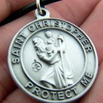 choker necklace , 8 Beautiful ST Christopher Protect Us Necklace In Jewelry Category