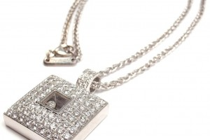 Jewelry , 8 Stunning Chopard Happy Diamonds Necklace :  chopard happy diamonds