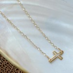 cross necklaces for men , 8 Awesome Cross Necklaces For Women Sideways In Jewelry Category