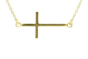 Jewelry , 8 Nice Sideway Cross Necklace :  cross necklaces for women