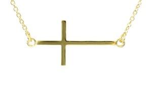 Jewelry , 8 Nice Sideway Cross Necklace :  cross necklaces for women