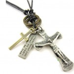 cross necklaces , 7 Nice Catholic Cross Necklaces For Men In Jewelry Category