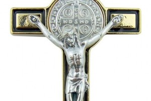 Jewelry , 6 Fabulous St Benedict Crucifix Necklace : crucifix Pendant