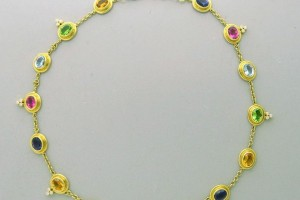 Jewelry , 9 Stunning Temple St Clair Necklace :  diamond jewelry