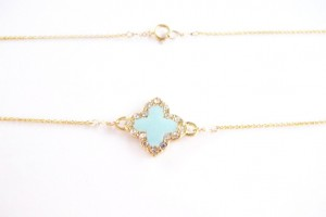 736x552px 8 Awesome Tiffany Clover Necklace Picture in Jewelry