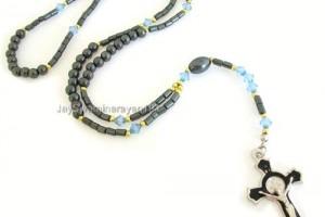 Jewelry , 7 Nice Catholic Cross Necklaces For Men :  diamond necklace