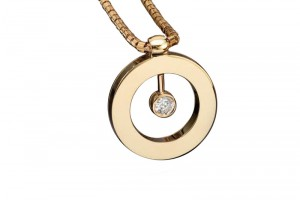 Jewelry , 8 Nice Roberto Coin Cento Necklace :  diamond pendant
