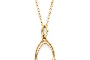 Jewelry , 8 Stunning Diamond Wishbone Necklace : diamond wishbone necklace