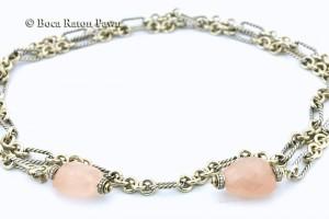 Jewelry , 8 Awesome David Yurman Lariat Necklace : figaro lariat necklace