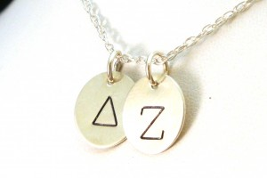 Jewelry , 8 Good Delta Zeta Necklace :  gemstone jewelry