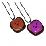 gift for best friend , 8 Outstanding Peanut Butter And Jelly Necklaces In Jewelry Category
