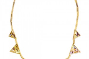 Jewelry , 8 Lovely House Of Harlow Abalone Necklace :  gold necklaces