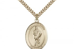 500x500px 8 Popular ST Florian Necklace Picture in Jewelry