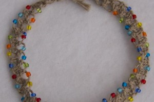 490x500px 8 Charming Hemp Necklace Patterns Picture in Jewelry