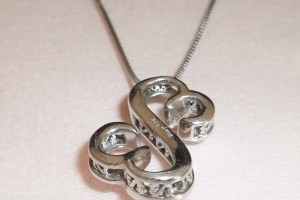 Jewelry , 8 Lovely Open Heart Necklace By Jane Seymour : home jewelry necklace