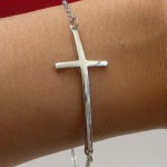 horizontal cross silver , 7 Lovely Horizontal Cross Necklace Meaning In Jewelry Category